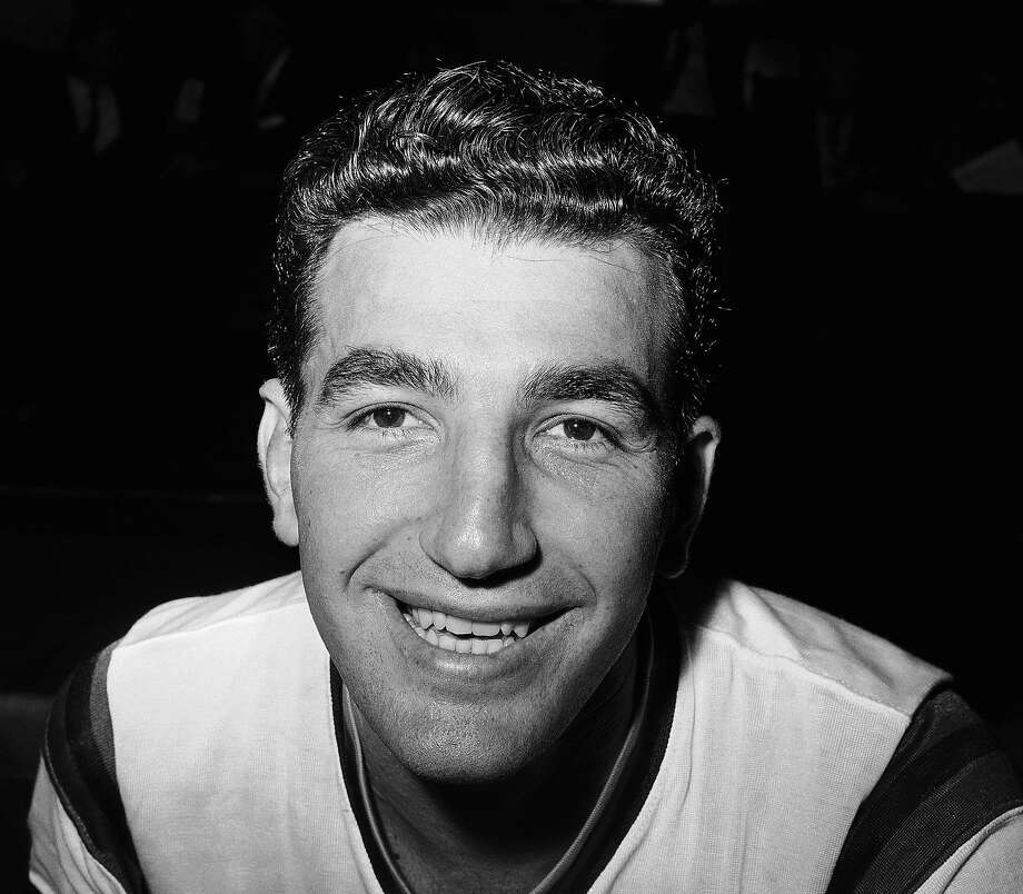 Dolph Schayes helped revolu- tionize  the post position. Photo: Matty Zimmerman, Associated Press