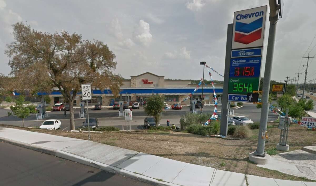 Tezel Market: 7126 Tezel Road, San Antonio, TX 78250Date: 12/08/2015 Demerits: 14Highlights: Improper use of hand washing sink (observed pipe inside sink), hot water, towels and soap not available at hand washing sink