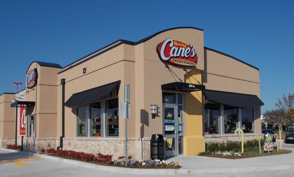 The Raising Cane's on Highway 332 in Lake Jackson was the restaurant chain's 250th location when it opened in December 2015. The Houston area is the second-largest market for the Baton Rouge-based fast food restaurant. (Contributed photo)