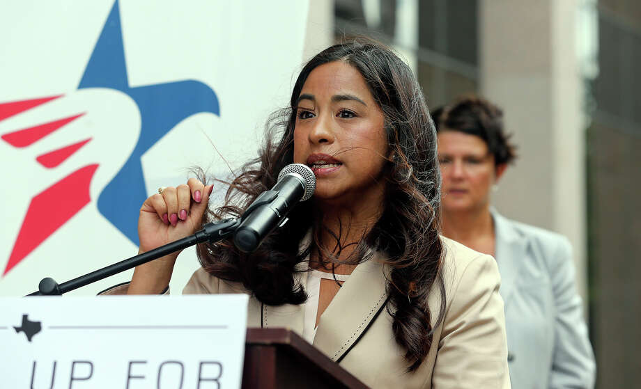 At the IDEA network, Marisa B. Perez will focus on fundraising and building relationships, according to her job description. Photo: Express-News File Photo