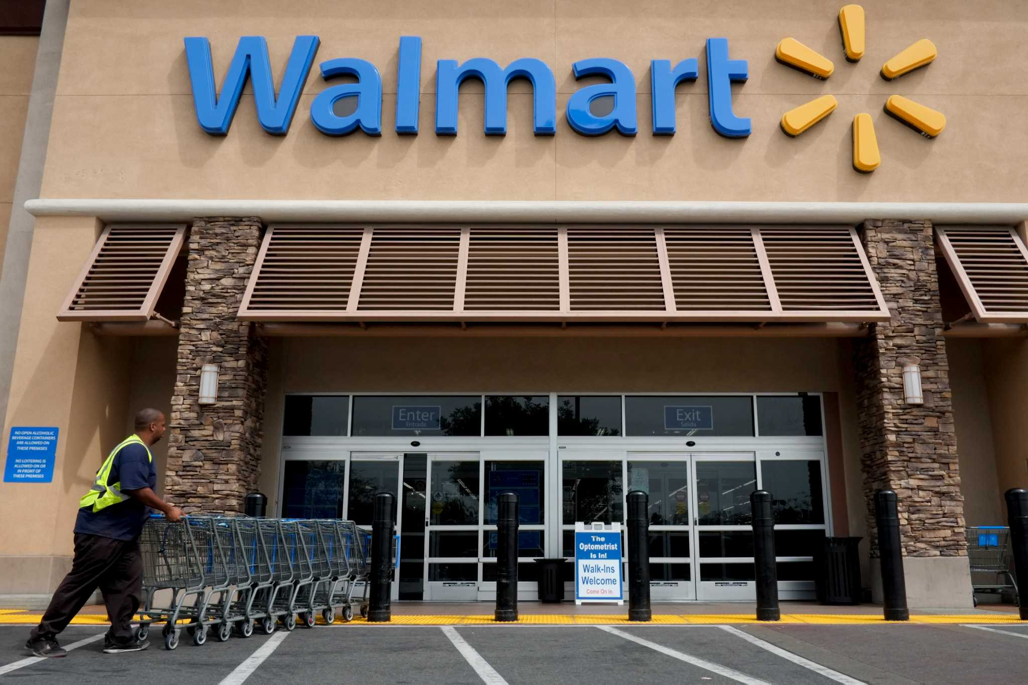 wal mart cutting jobs in houston houston chronicle