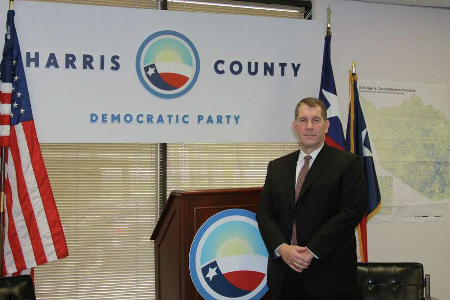 Jeff Stauber, 52, is running for Harris County Sheriff's office. / handout