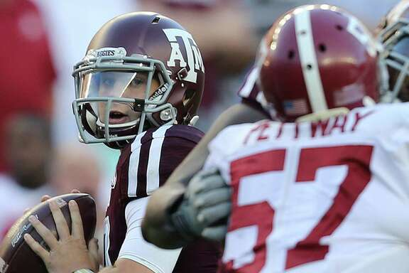 """Kyle Allen perceived an """"I can do whatever the hell I want"""" culture in his two seasons at A&M."""