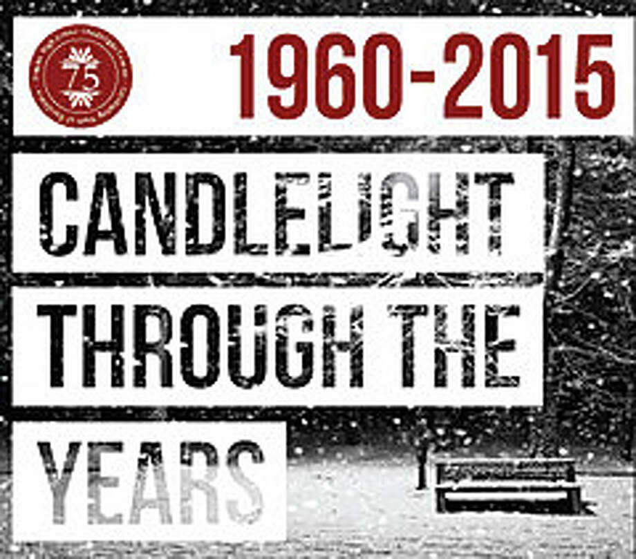 """Candlelight Through the Years,"" a four-CD set featuring music from Staples High School's annual Candlelight Concert for the holidays, is being sold to mark its 75th anniversary this year. Photo: Contributed / Contributed Photo / Westport News"