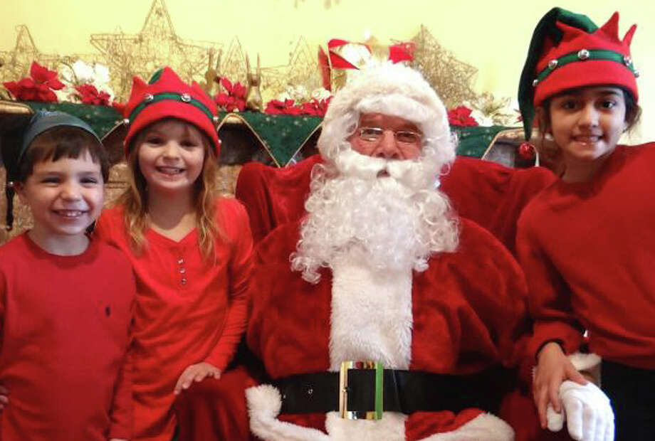 Visit Santa's House in Fairfield at Burr Homestead on Saturday and Sunday. Find out more. Photo: File Photo / File Photo / Fairfield Citizen