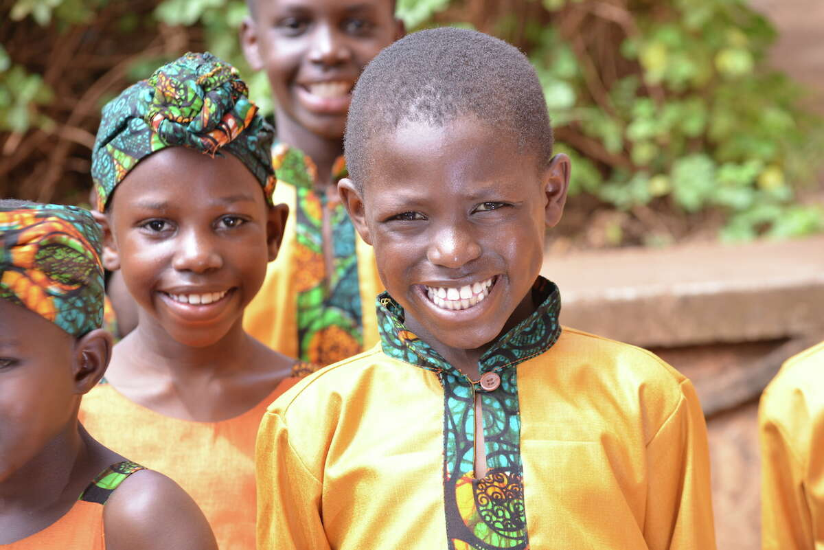 Traditional spirituals and gospel favorites will fill the air when the African Childrenés Choir performs four concerts at Ecclesia Church. The concerts are free but donations are accepted for the organizationés projects that include education, care and relief in seven African nations.