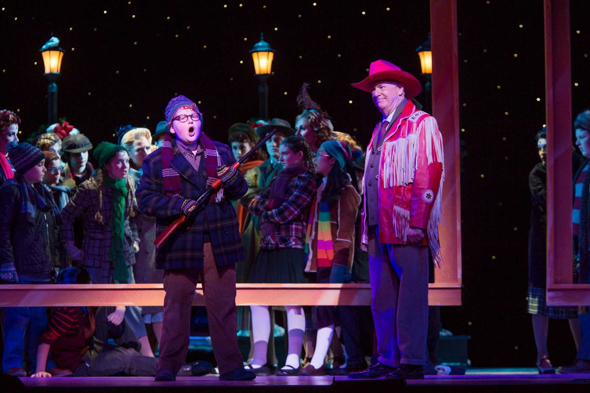 TUTS\' \'Christmas Story\' at Hobby Center pleasant diversion ...