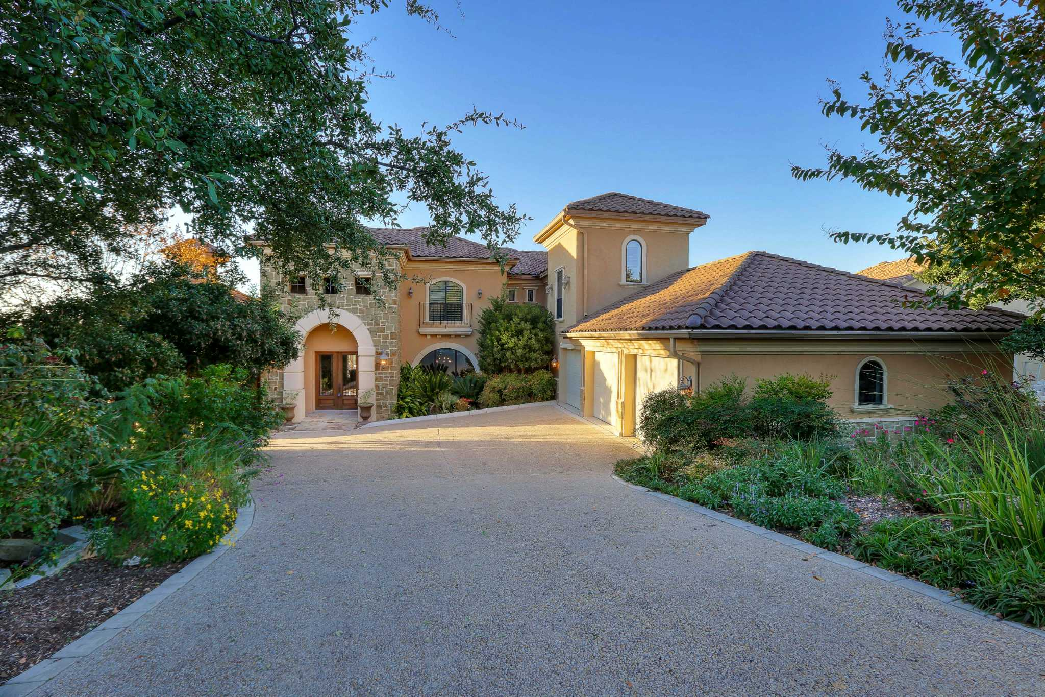 Mansion With Beautiful View Of Stone Oak Hits San Antonio Market For $1.1  Million   San Antonio Express News