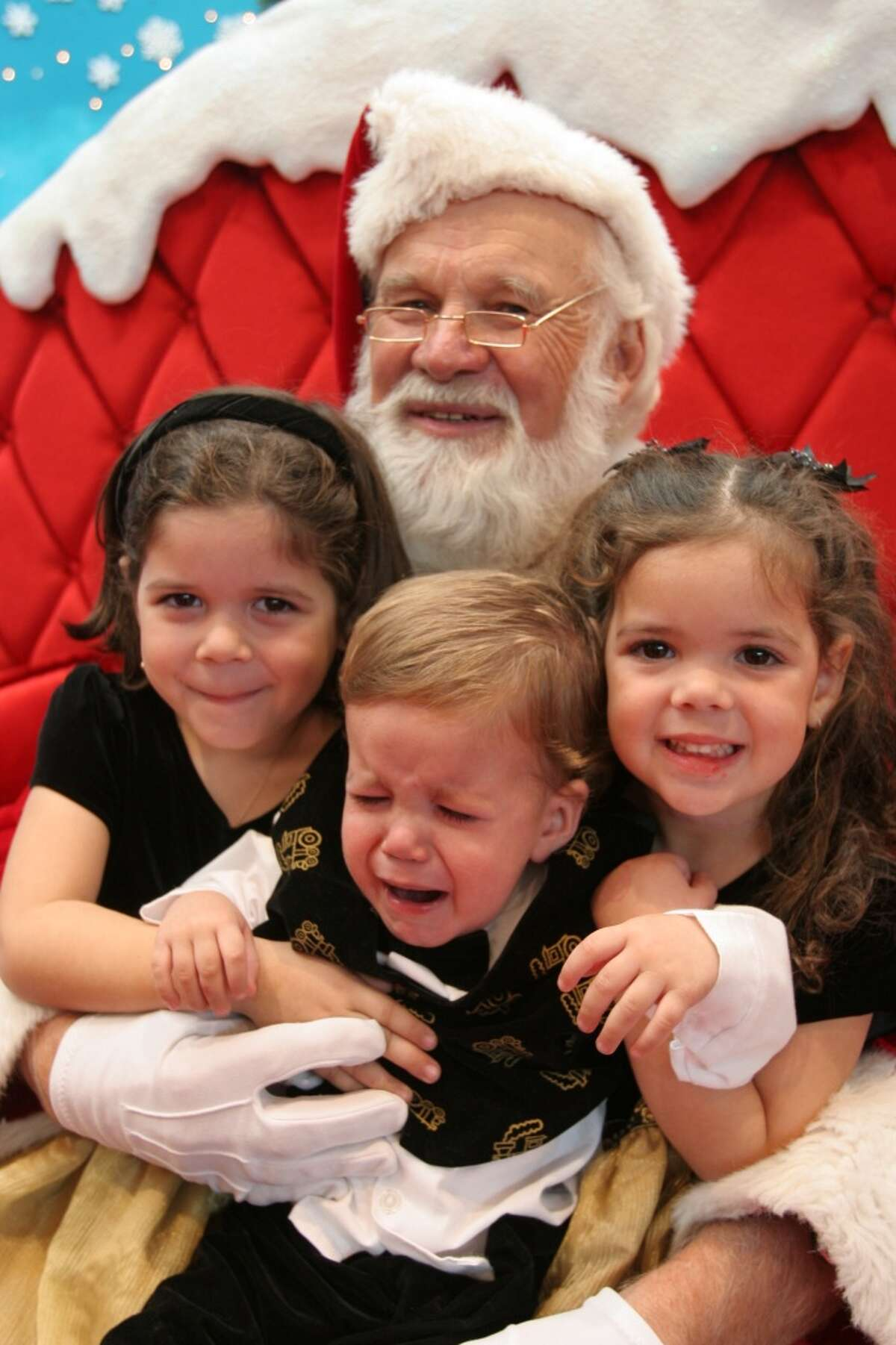 Trader's Village Santa Express with Santa and Mrs. Claus Photo with Santa for $5, various packages available