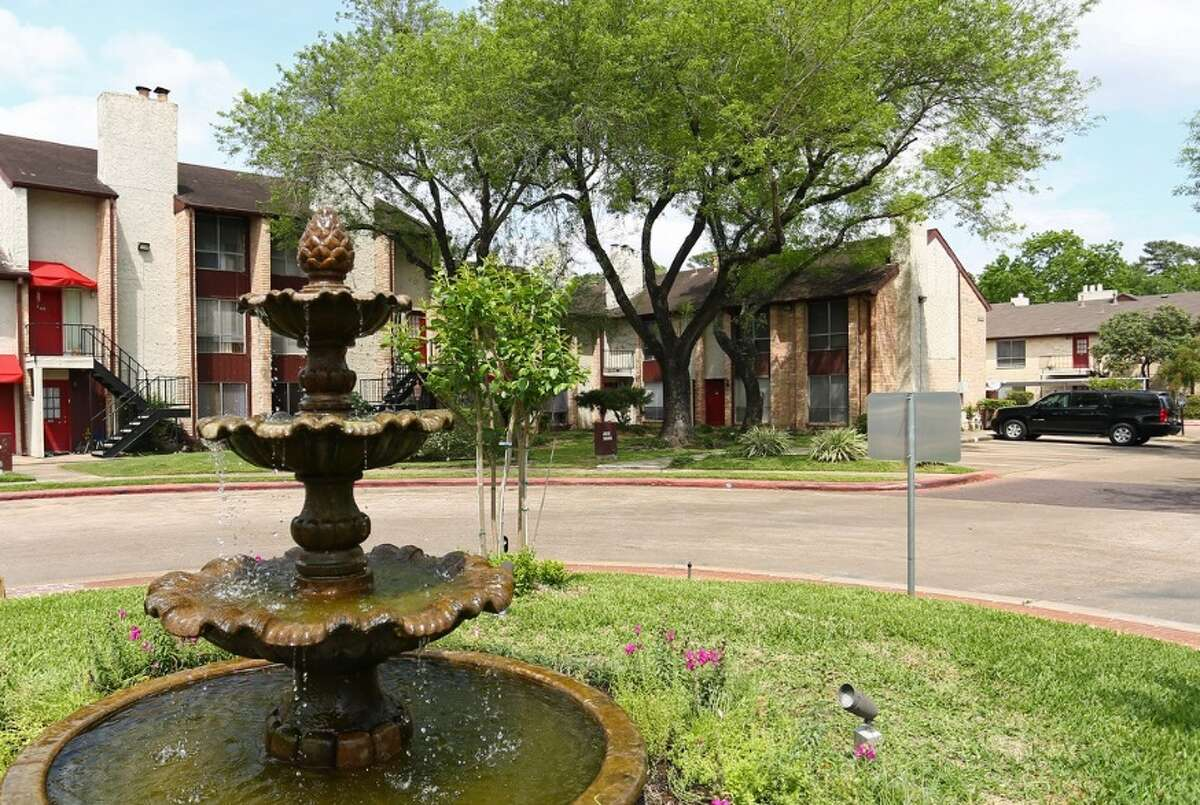 The Trails of Woodlake apartments at 2222 Westerland is owned by Nova Asset Management.