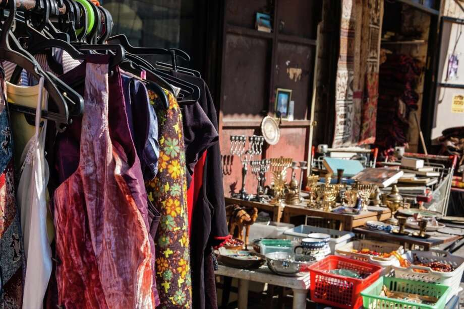 Local colleges and flea markets Photo: Shutterstock
