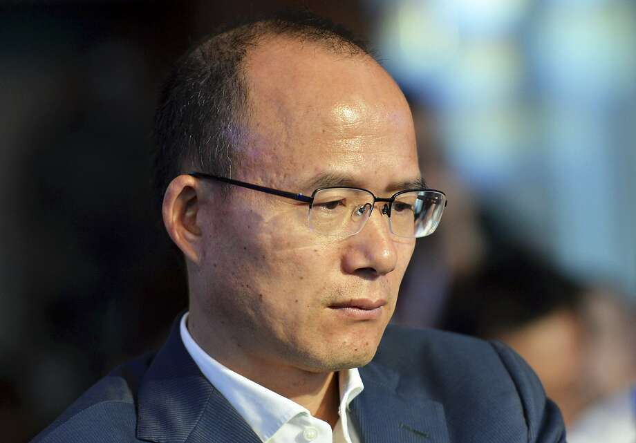 The investigation of entrepreneur Guo Guangchang comes amid a far-reaching probe of corruption. Photo: Associated Press