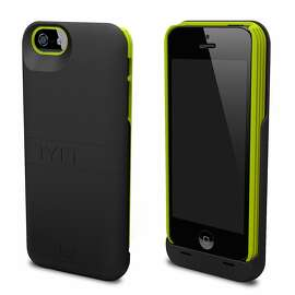 Energi sliding power case for iphone 5/5s.