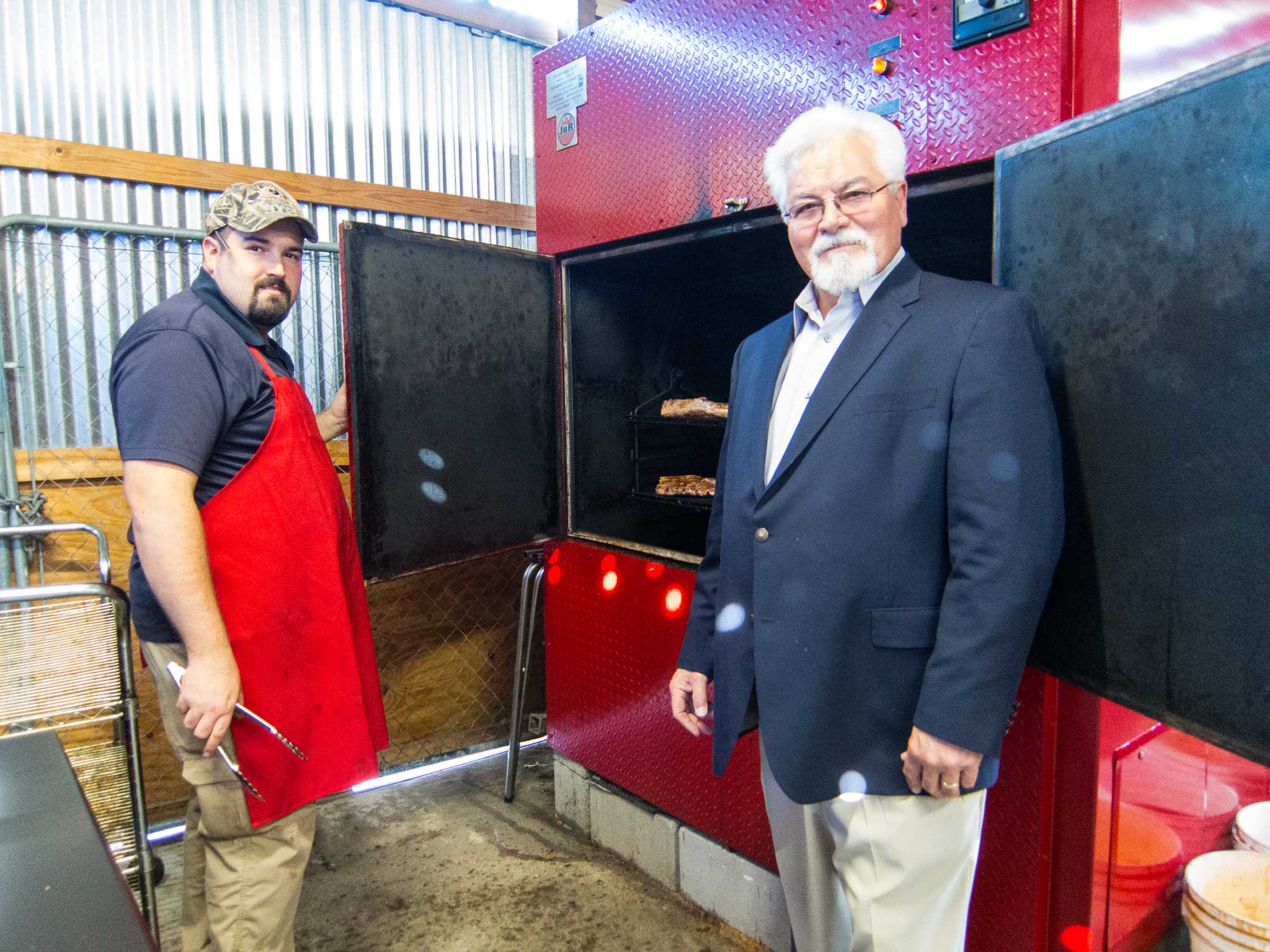 Tin Roof Bbq Pieces Together An Empire Houston Chronicle