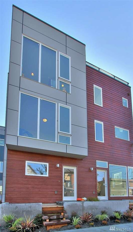 The first home, 1763 N.W. 59th St. Unit B, is listed for $639,950. The two bedroom, 2.5 bathroom townhome has access to private roof deck with city views.  There will be a showing for this home on Saturday, Dec. 12 from 1 - 4 p.m. and Sunday, Dec. 13 from 1 - 3 p.m. You can see the full listing here. Photo: BethAnn Warner
