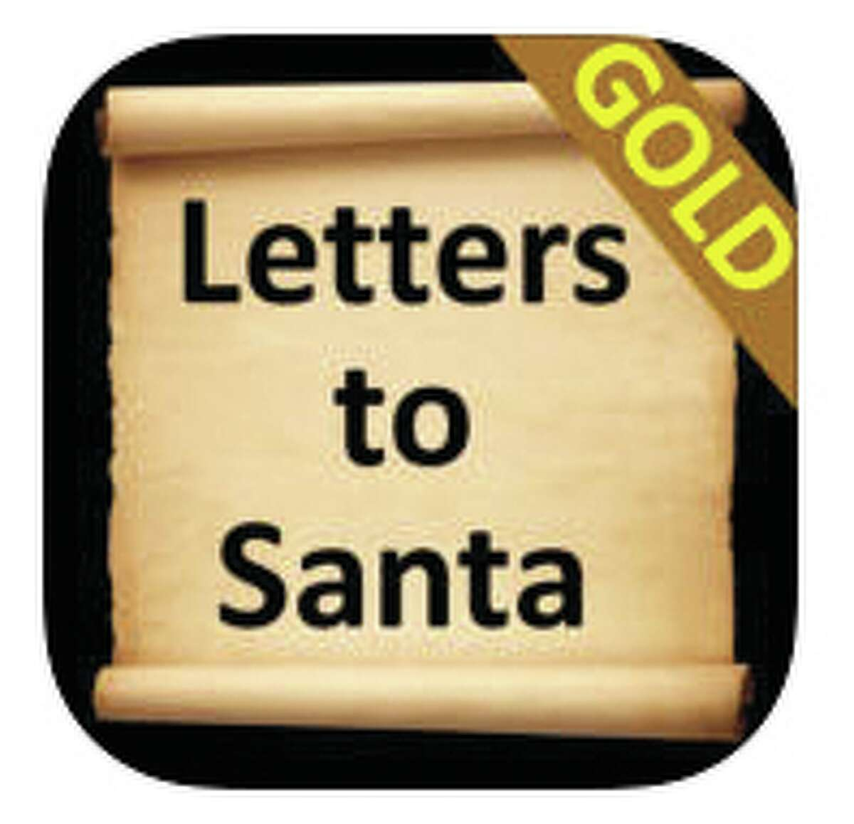 Letters to Santa Gold app