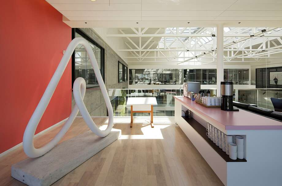 Delightful The Offices Of Airbnb Are Seen In San Francisco Last March. Photo: Matthew  Millman Nice Design