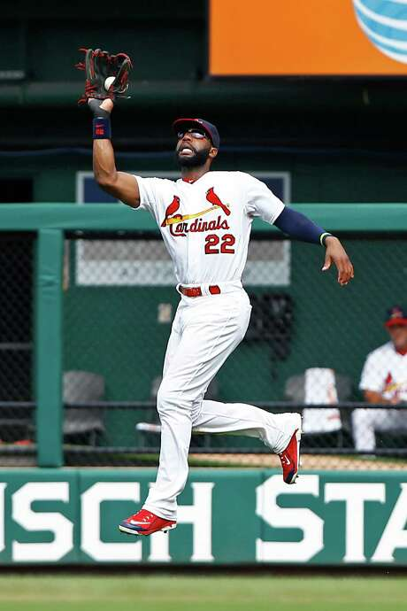 Jason Heyward will take his defensive talents to the Cubs after spending one season with the Cardinals. Photo: Billy Hurst, FRE / FR171248 AP