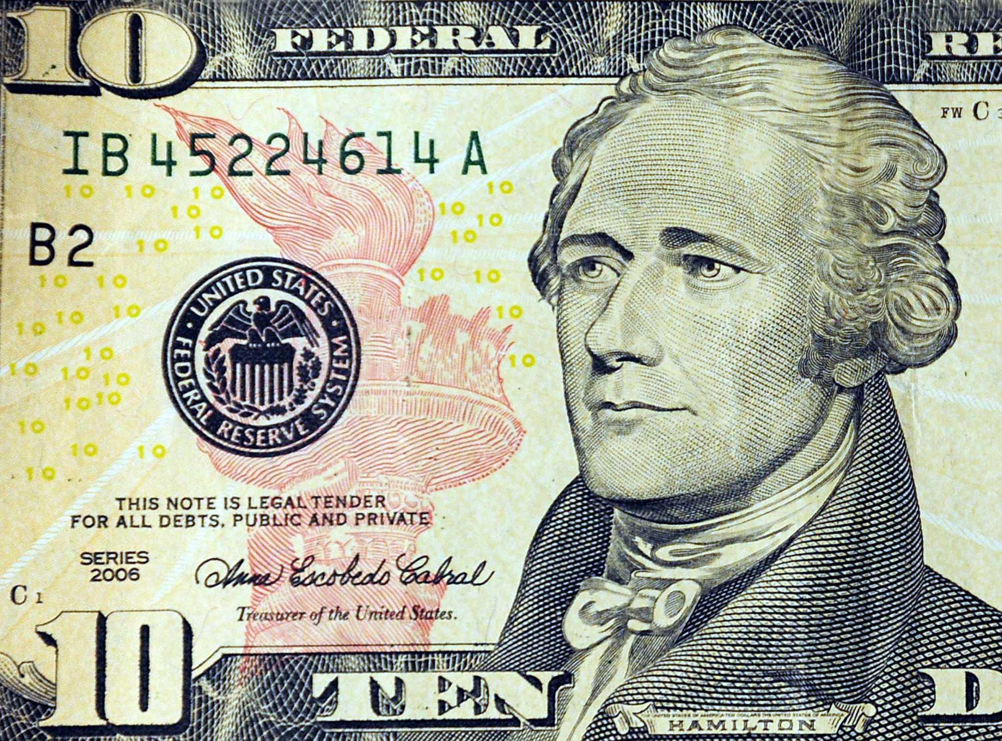 Alexander Hamilton Resume - Resume Ideas