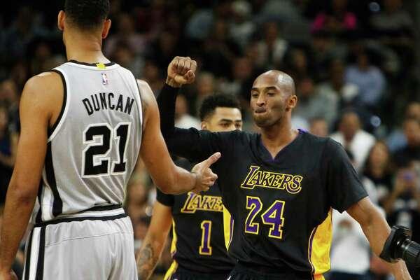 87b747785fc Kobe praises Spurs  playoff teams