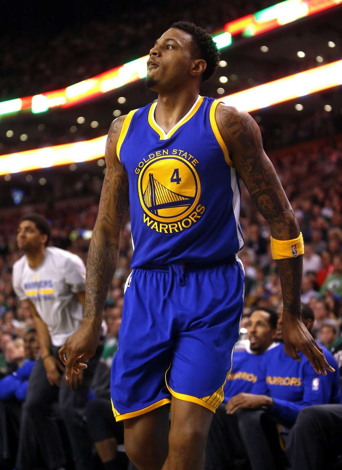 Warriors' Brandon Rush makes most of opportunity
