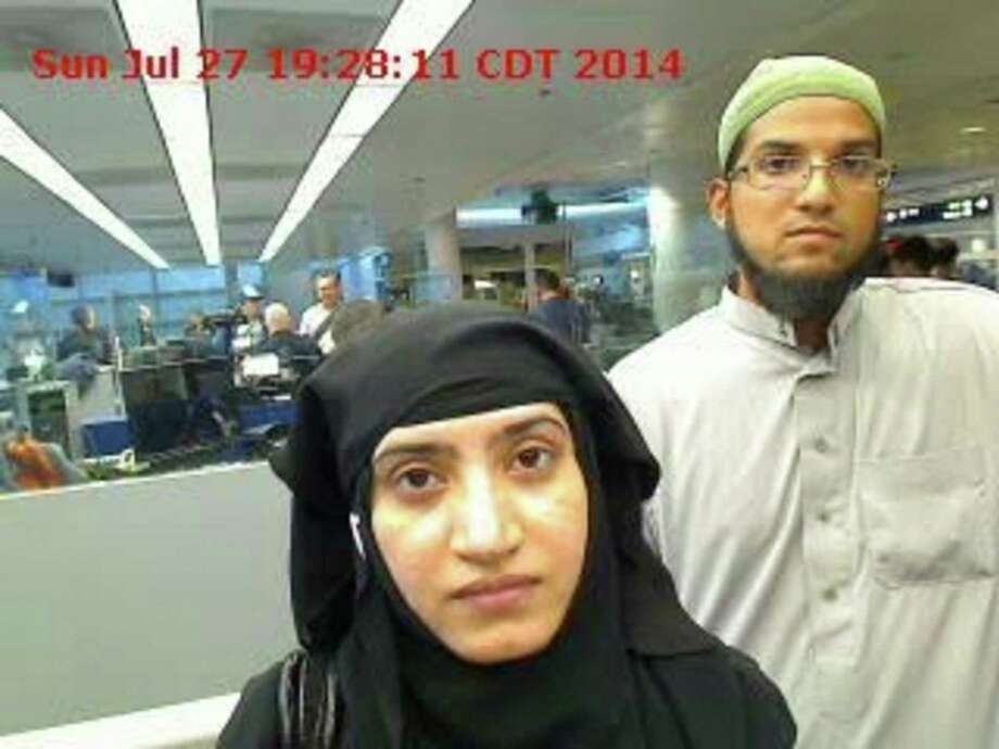 The discovery of old social media posts by Tashfeen Malik expressing her desire to take part in violent jihad has exposed a shortcoming in the K-1 visa program's screening methods. / U.S. CUSTOMS AND BORDER PROTECTI