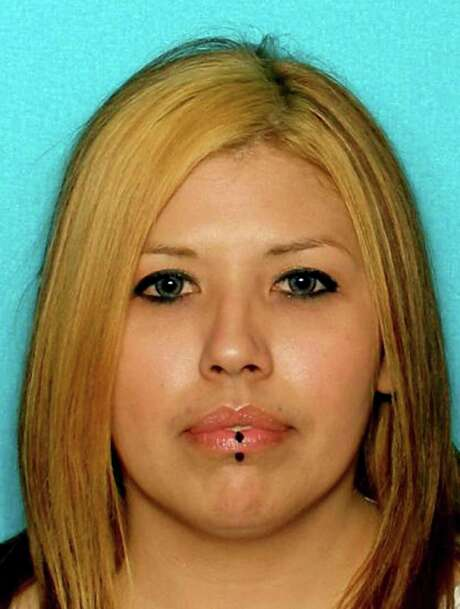 """This photo provided by the Bexar County, Texas, Sheriff's Office shows Mercedes Salazar. Authorities said Wednesday, Oct. 28, 2015 that Salazar and three others kidnapped a woman and held her captive for three days in a San Antonio-area home while forcing her to ingest drugs and at one point conducting a """"blood ritual."""" Police arrested Salazar on Sunday, Oct. 25 _ the other three were arrested within days of the unidentified woman's escape last month. (Bexar County Sheriff's Office/San Antonio Express-News via AP) Photo: Bexar County Sheriff's Office, MBO / Associated Press / San Antonio Express-News"""