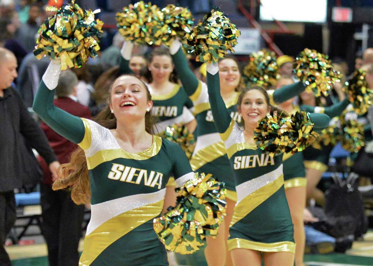Siena basketball is back at the Times Union Center this Sunday to play Cornell at 2 p.m. View full schedule and get tickets.