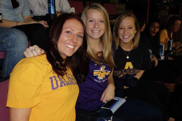 Were you Seen at the Siena vs. UAlbany men's and women's basketball doubleheader at the Times Union Center in Albany on Saturday, Dec. 12, 2015?