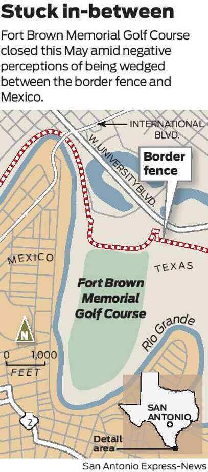 Oncepopular golf course falls victim to controversial border wall