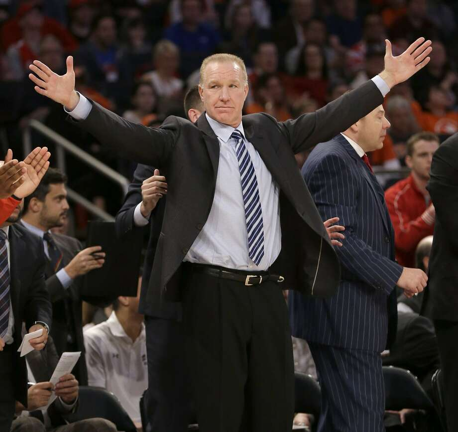 Chris Mullin's St. Johns team beat Syracuse in New York. Photo: Seth Wenig, Associated Press