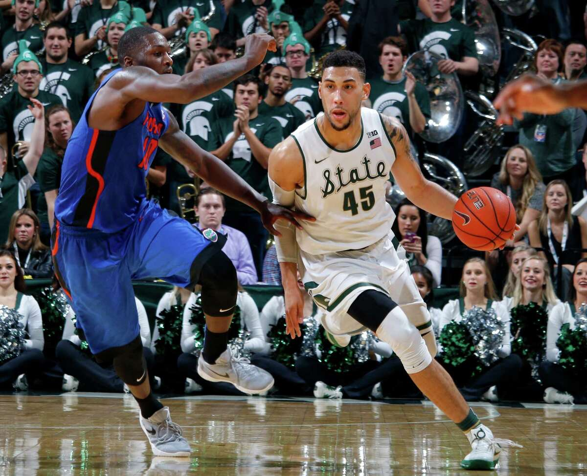 Four hot startsMichigan State The No. 1 ranked Spartans beat Florida 58-52 on Saturday to improve to 11-0 on the season. It's the second best start in the program's history. In 2000-01, Michigan State started 12-0.