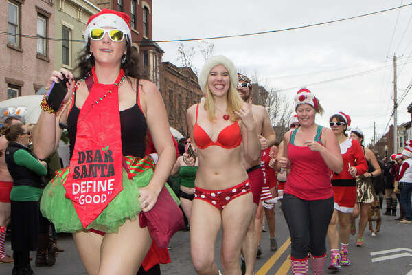 Were You Seen at Winter WonderLARK and the 10th Annual Santa Speedo Sprint on Lark Street in Albany to benefit the Albany Damien Center and the HIV/AIDS program at the Albany Medical Center on Saturday, December 12, 2015?