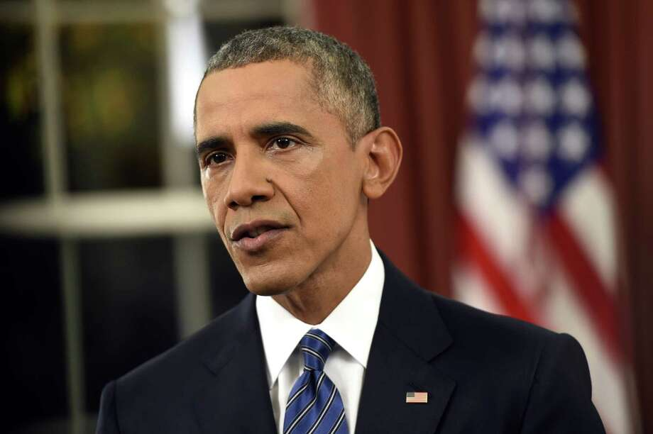 Critics say President Barack Obama's prime-time address on Dec. 6 failed to do much to reassure a public worried about terrorist attacks. Photo: Saul Loeb /Associated Press / Pool AFP