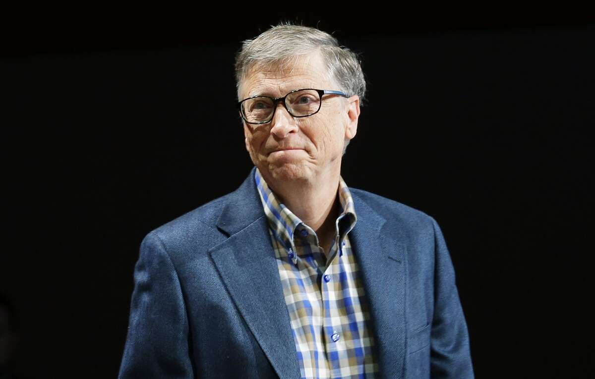 Bill Gates: The Microsoft co-founder put a tailwind behind the global climate conference as it got underway in Paris. He announced the so-called