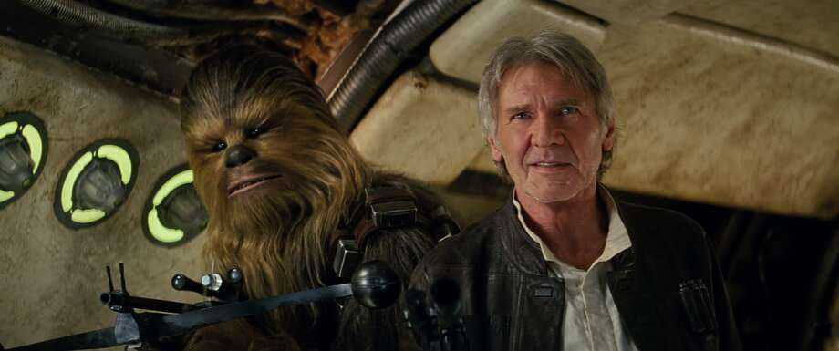 Han Solo and Chewbacca Photo: Lucasfilm