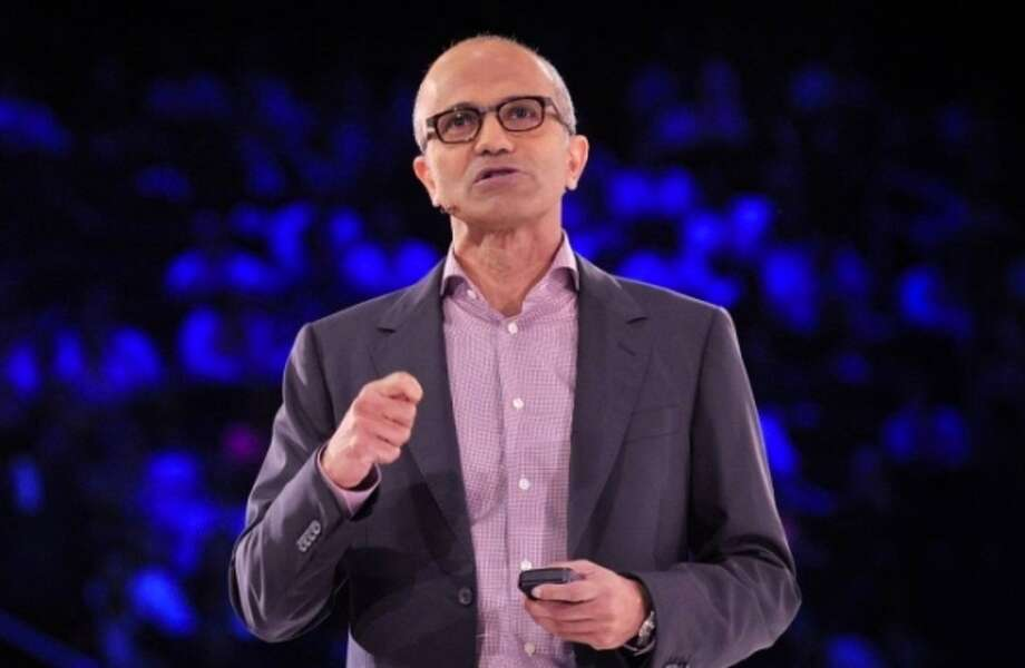 Satya Nadella, CEO of Microsoft,has helped navigate Microsoft toward the cloud quicker. Photo: Satya Nadella | Facebook