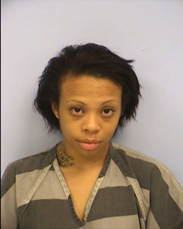 Tatjana Monique Valdez has been charged with possession of a controlled substance, delivery of a controlled substance and unauthorized absence from a community correctional facility, according to Travis County Jail records. Photo: Austin Police Department