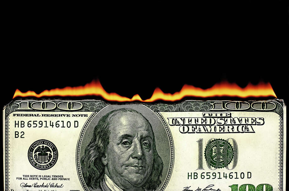 America's 20 biggest wastes of moneySetting your tax dollars inside a dumpster and lighting it on fire would be too efficient for a government. So instead, the feds are spending your hard earned money on projects like these. (Source: GoBankingRates) Photo: Getty Images