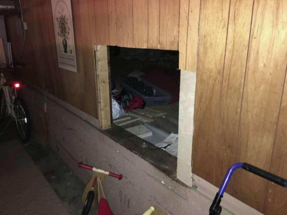 Always wanted to be a cave dweller? You can rent this crawl space in the basement of a Pacific Heights home for $500 a month.