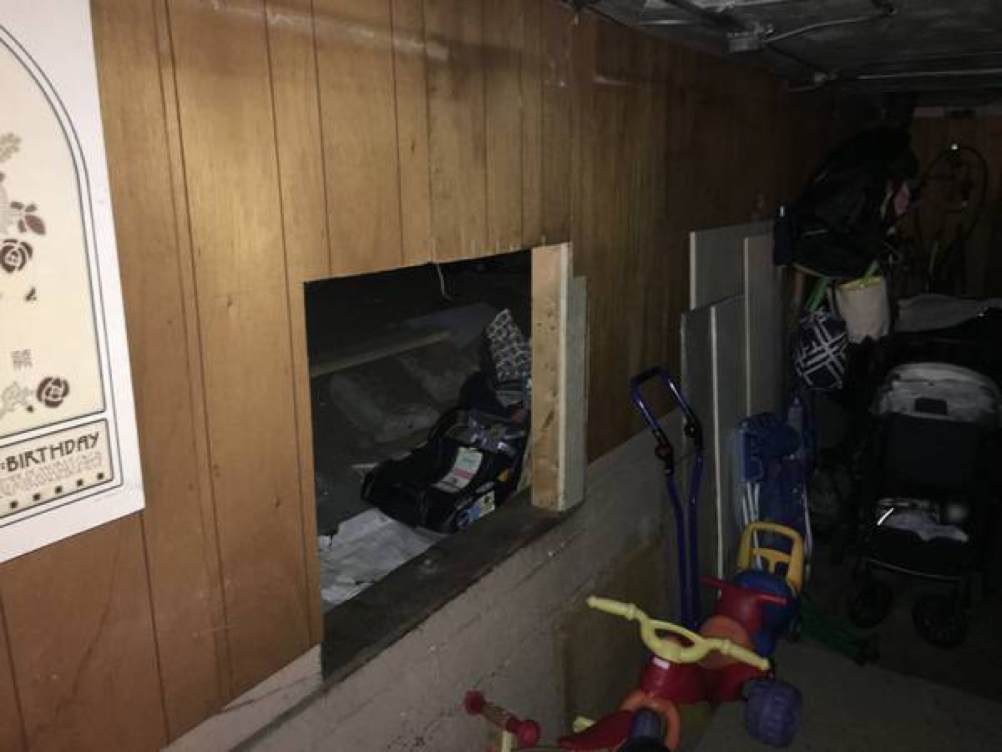 pacific heights crawl space for $500 a month sums up san
