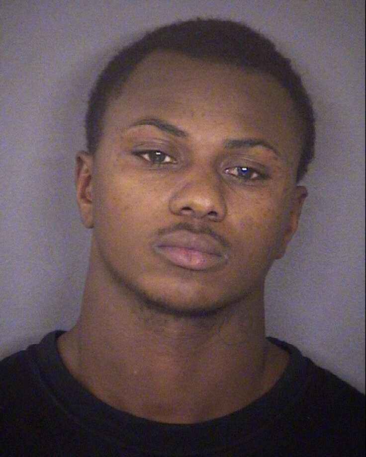 "Jonathan Terrell Henderson-Houston, 20, is suspected of fatally stabbing Torrance ""Miss Whoochie"" Cheeves in August. Photo: Bexar County Sheriff's Office"