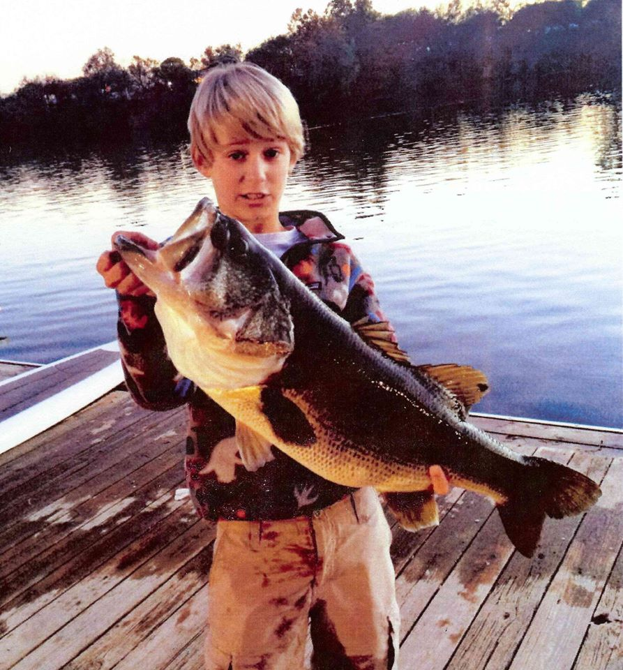 13 Year Old Lands Record 13 Pound Bass At Lady Bird Lake