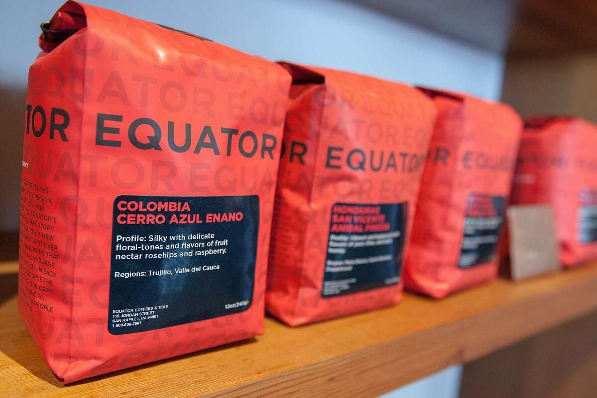 Equator Coffee (115 Jordan St., San Rafael): 5 locations in the Bay Area in San Francisco, Mill Valley and Larkspur