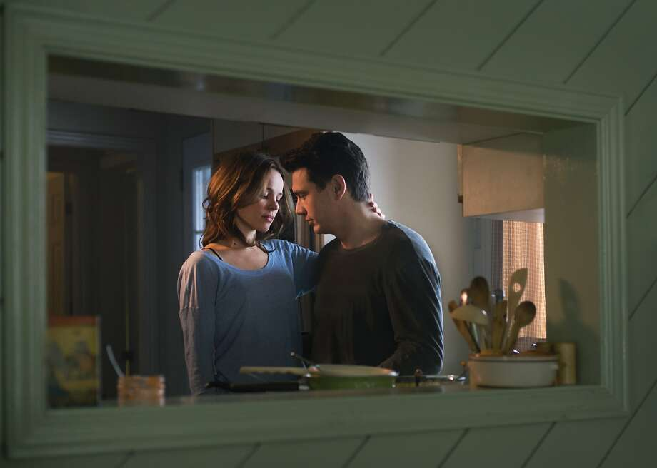 """Rachel McAdams and James Franco in Wim Wenders' """"Every Thing Will Be Fine."""" Photo: IFC Films"""