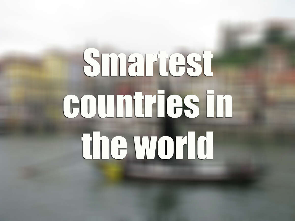 These aren't just the smartest countries in the world, they're also the smartest countries on the planet. (And if you didn't catch that joke, then you probably don't live in one of them.)