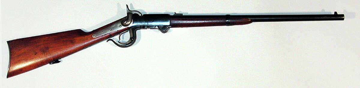 Burnside Carbine Years active: 1858 - 1860s