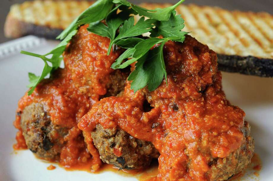 Weights + Measures: Rib eye meatballs Photo: Dave Rossman, Freelance / Freelalnce
