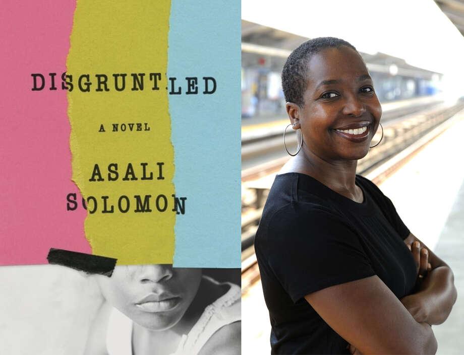 """""""Disgruntled,"""" by Asali Solomon"""