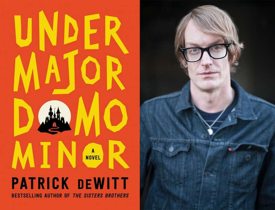 """""""Undermajordomo Minor,"""" by Patrick deWitt"""
